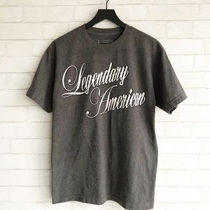 Legendary American Cool 90s Style Graphic T-Shirt
